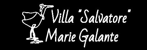 Location Villa Salvatore Marie Galante